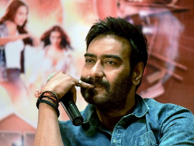 Ajay Devgan gross income