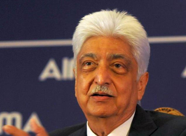 Azim Premji Gross Income