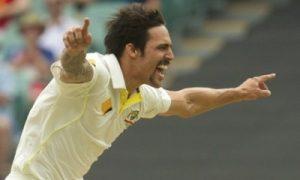Mitchell Johnson, Australian bowler